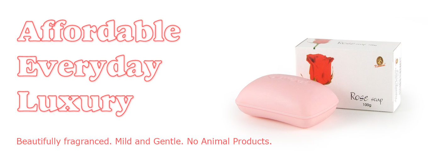 Vegetable Soap - Affordable Everyday Luxury