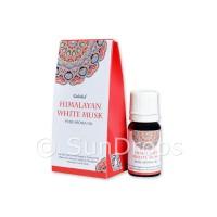 Goloka Fragrance Oil - Himalayan White Musk