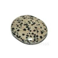 Dalmatian Jasper Flat Stone