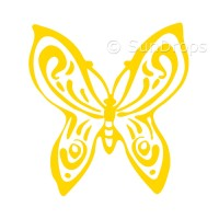 Harmony Decal - Butterfly