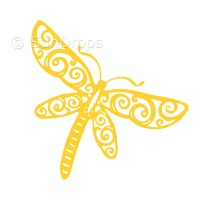 Harmony Decal - Dragonfly