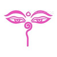 Harmony Decal - Eyes of Buddha