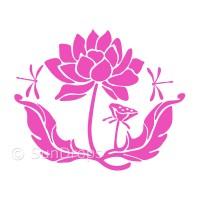 Harmony Decal - Lotus