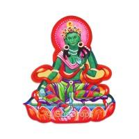 Harmony Magnet - Green Tara