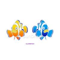 Sunlight Window Sticker - Clownfish