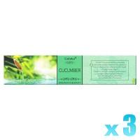 Goloka Aromatherapy Series - Cucumber - 15g x 3