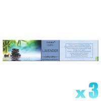 Goloka Aromatherapy Series - Lavender - 15g x 3