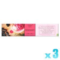 Goloka Aromatherapy Series - Rosemary - 15g x 3