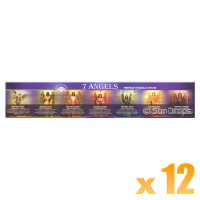 Green Tree Incense Sticks - 7 Angels - 15g x 12