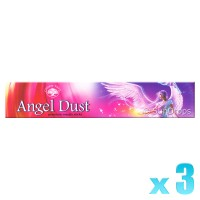 Green Tree Incense Sticks - Angel Dust - 15g x 3