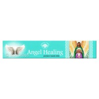 Green Tree Incense Sticks - Angel Healing - 15g