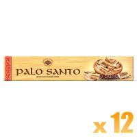 Green Tree Incense Sticks - Palo Santo (Holy Wood) - 15g x 12