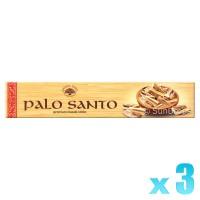Green Tree Incense Sticks - Palo Santo (Holy Wood) - 15g x 3