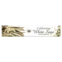 Green Tree Incense Sticks - White Sage - 15g