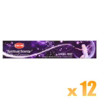 Hem Incense Sticks - Angel Mist - 15g x 12