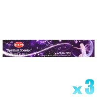 Hem Incense Sticks - Angel Mist - 15g x 3