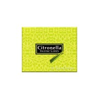 Kamini Incense Cones - Citronella - 1 Packet / 10 Cones
