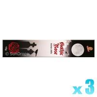 Kamini Incense Sticks - Gothic Rose - 15g x 3