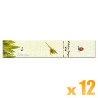 Kamini Incense Sticks - White Sage XXX - 15g x 12