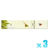 Kamini Incense Sticks - White Sage XXX - 15g x 3