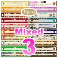 Ppure Incense Sticks - Mixed Pack - 15g x 3