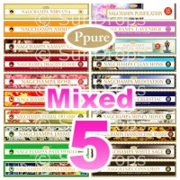 Ppure Incense Sticks - Mixed Pack - 15g x 5