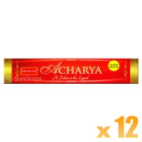 Nandita Incense Sticks - Acharya - 15g x 12