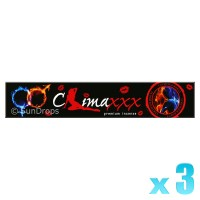 Nandita Incense Sticks - Climaxxx - 15g x 3