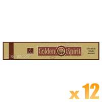 Balaji Incense Sticks - Golden Spirit - 15g x 12
