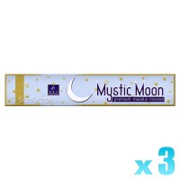Balaji Incense Sticks - Mystic Moon - 15g x 3