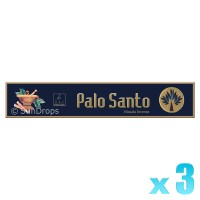 Balaji Incense Sticks - Palo Santo - 15g x 3