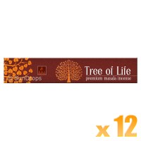 Balaji Incense Sticks - Tree of Life - 15g x 12