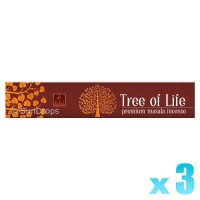 Balaji Incense Sticks - Tree of Life - 15g x 3