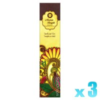 R-Expo Incense Sticks - Aroma Temple - 15g x 3