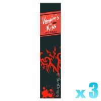 R-Expo Incense Sticks - Vampire's Kiss - 15g x 3