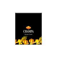 Sandesh Incense Cones - Champa - 1 Packet / 10 Cones