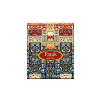 Sandesh Incense Cones - Frankincense - 1 Packet / 10 Cones