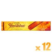 Sandesh Incense Sticks - Amruthvani - 15g x 12