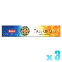Sandesh Incense Sticks - Tree of Life - 15g x 3