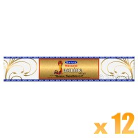 Satya Gold Label Jasmine - 15g x 12