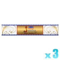 Satya Gold Label Jasmine - 15g x 3