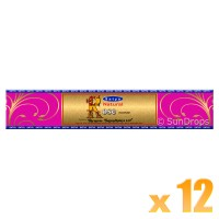 Satya Gold Label Rose - 15g x 12