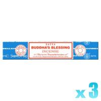 Satya Natural Series - Buddha's Blessing - 15g x 3