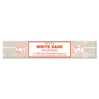Satya Natural Series - White Sage - 15g
