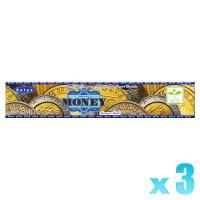 Satya Money - 15g x 3