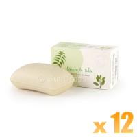 Anokha Vegetable Soap - Neem & Tulsi x 12
