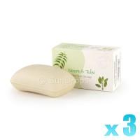 Anokha Vegetable Soap - Neem & Tulsi x 3